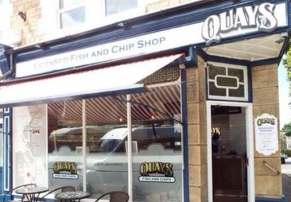 Quays Fish and Chip Lancaster