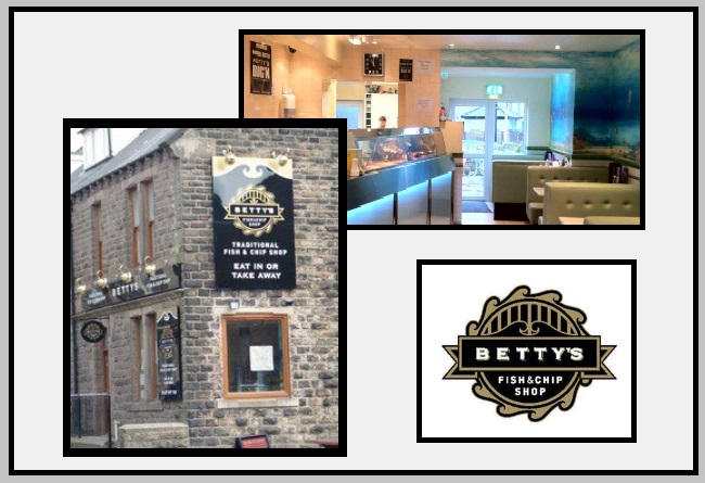 Betty 39 s fish chips gluten free dining for Bettys fish and chips