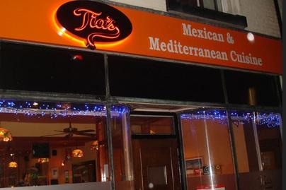 Tia's Mexican & Mediterrean