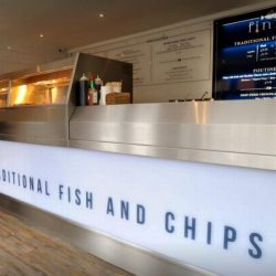 Finn's Traditional Fish & Chips ~ GF Tuesdays