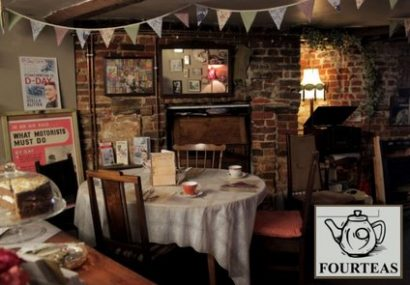 19 Fourteas Tearoom