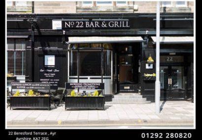 No 22 Bar & Grill