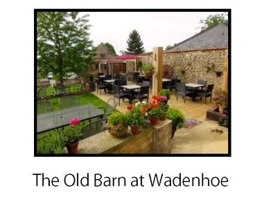 The Old Barn at Wadenhoe