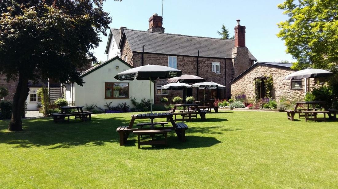 The Harewood End Inn