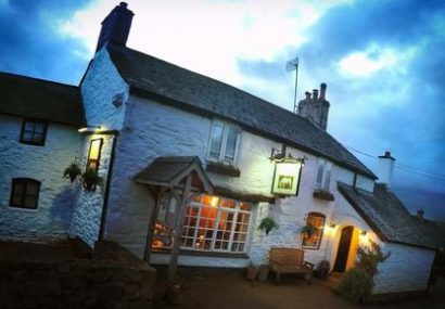 The White Horse Inn ​Hendrerwydd