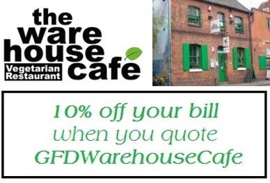 Warehouse Cafe Menu Birmingham