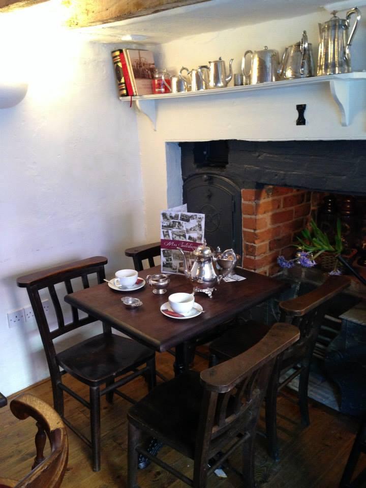 Mrs Salisbury's Famous Tea Rooms